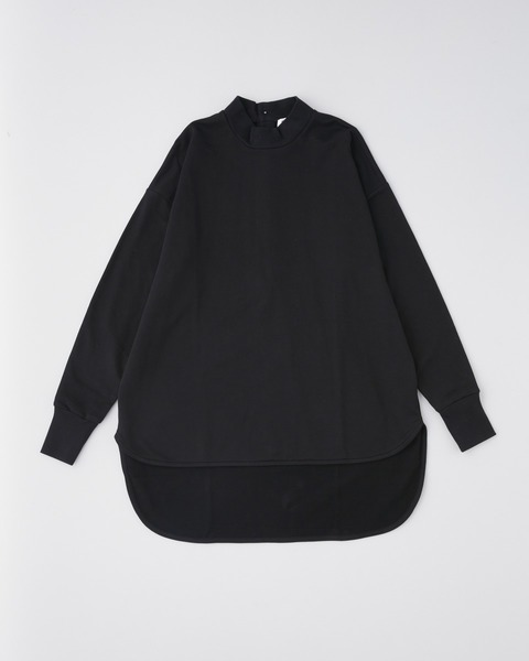 BACK OPEN PULL OVER