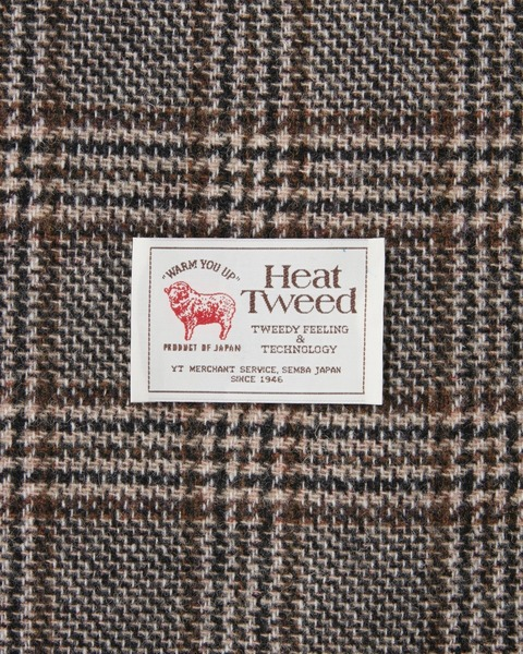 BROCKLEY HEAT TWEED