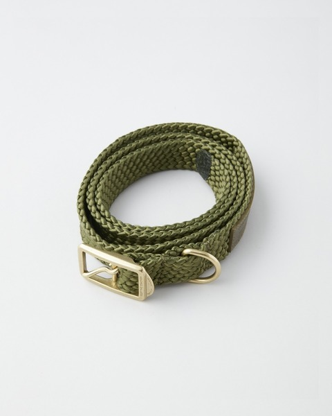 【×TOSHINOSUKE TAKEGAHARA】【Women's】foot the coacher MESH BELT