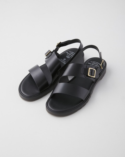 【×TOSHINOSUKE TAKEGAHARA】S.S.BELT SANDALS