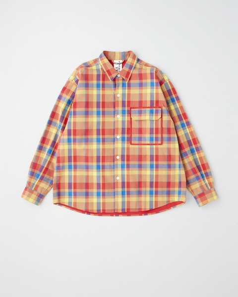 REGULAR SHIRT with FLAP POCKET