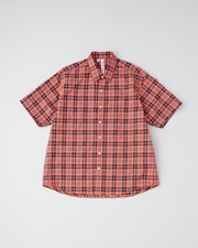 REGULAR SHIRT SHORT SLEEVE 詳細画像 レッド 11