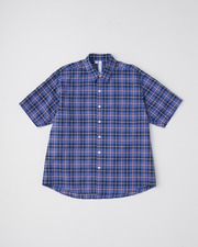 REGULAR SHIRT SHORT SLEEVE 詳細画像 ブルー 11