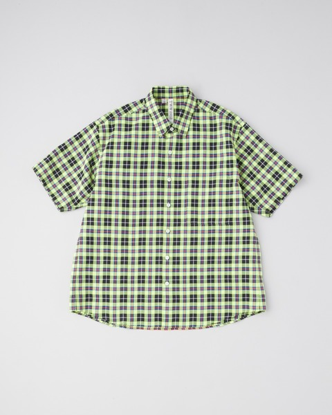 REGULAR SHIRT SHORT SLEEVE