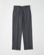 【×J.PRESS】STRAIGHT TROUSER 詳細画像 グレー 1