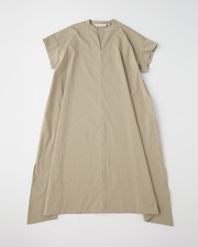 【HIGH STREET COLLECTION】CAFTAN SHORT SLEEVE ONE-PIECE 詳細画像 カーキ 11
