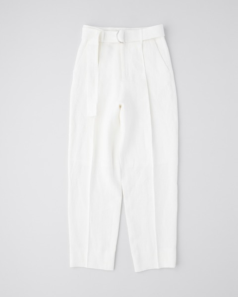 【HIGH STREET COLLECTION】BELTED PANTS