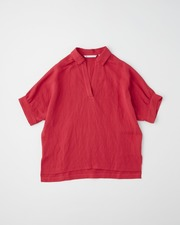 【HIGH STREET COLLECTION】SKIPPER SHIRT 詳細画像 レッド 11