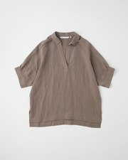 【HIGH STREET COLLECTION】SKIPPER SHIRT 詳細画像 カーキ 11