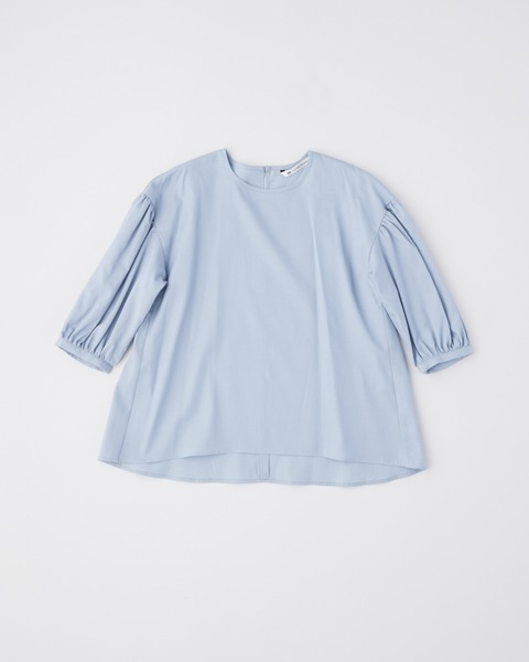 【HIGH STREET COLLECTION】VOLUME SLEEVE SHIRT