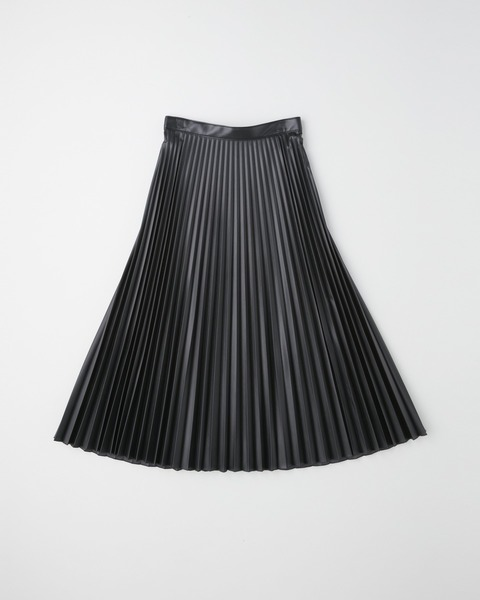 【HIGH STREET COLLECTION】PLEATS SKIRT