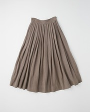 【HIGH STREET COLLECTION】TUCK VOLUME SKIRT 詳細画像 カーキ 11