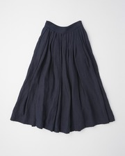 【HIGH STREET COLLECTION】TUCK VOLUME SKIRT 詳細画像 ネイビー 11