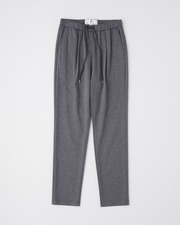 【HIGH STREET COLLECTION】TAPERED PANTS 詳細画像 グレー 1