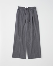 【HIGH STREET COLLECTION】BACK SLIT PANTS 詳細画像 グレー 11
