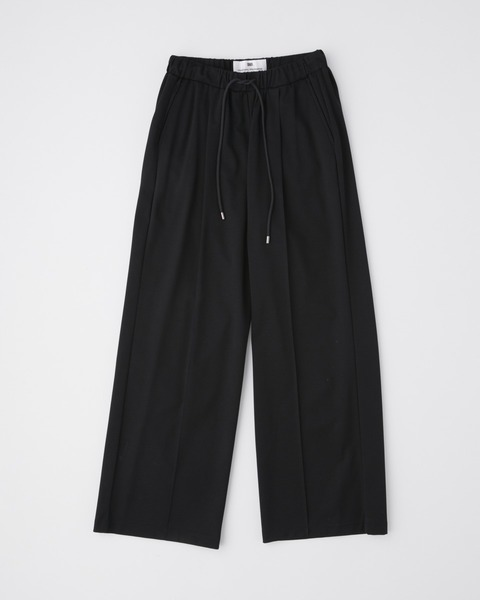 【HIGH STREET COLLECTION】BACK SLIT PANTS