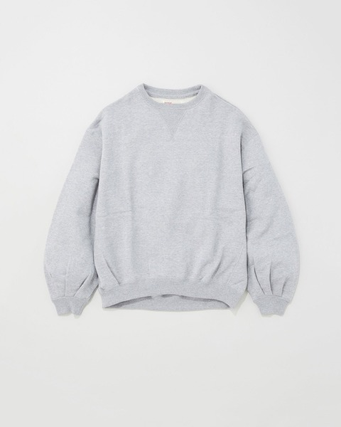 PUFF SLEEVE SWEAT