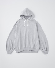 PUFF SLEEVE SWEAT PARKA 詳細画像 グレー 11