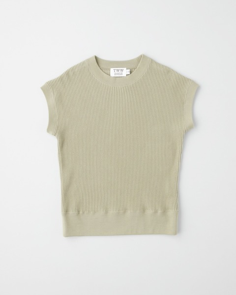 FRENCE SLEEVE PULL OVER