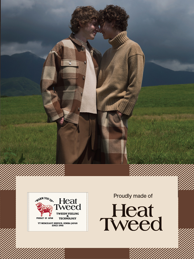 HEAT TWEED