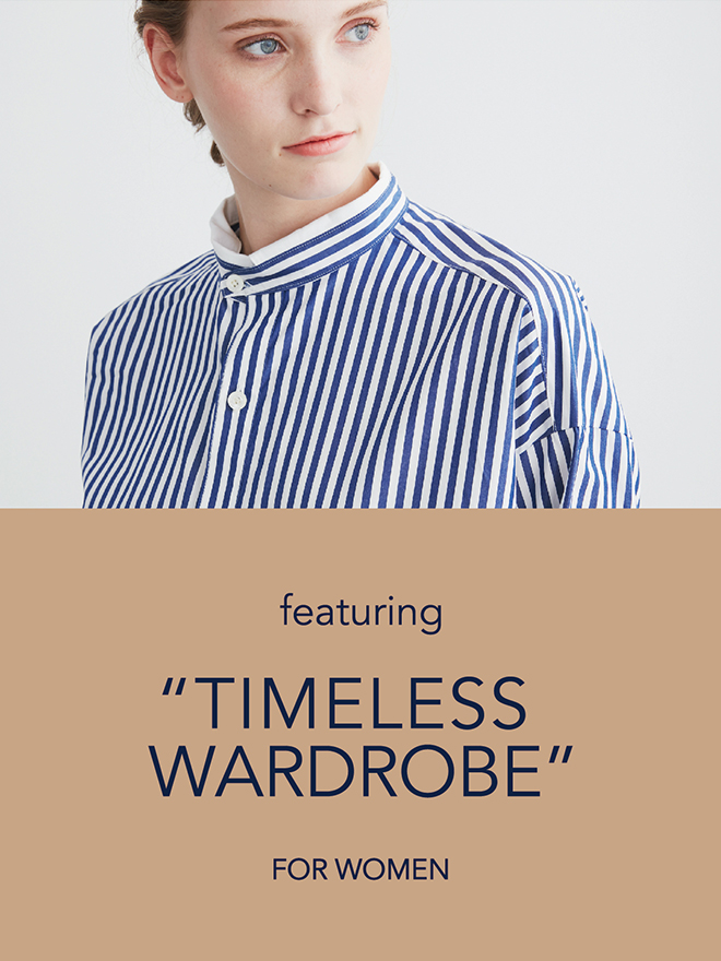 TIMELESS WARDROBE WOMENS