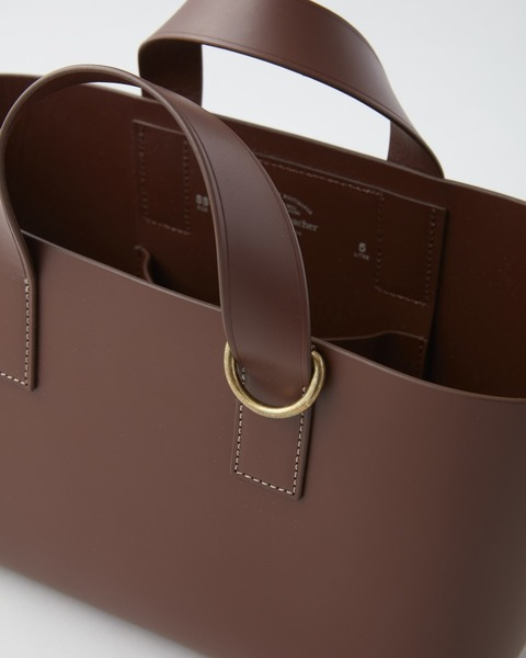 【×foot the coacher】LEATHER TOTE