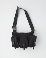 【×Ark Air】CHEST RIG 詳細画像 ブラック 1