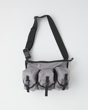 【×Ark Air】CHEST RIG 詳細画像 グレー 1