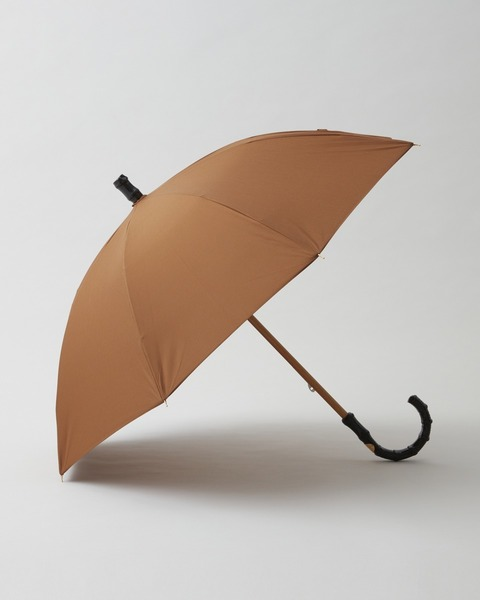 UMBRELLA BLACK BAMBOO
