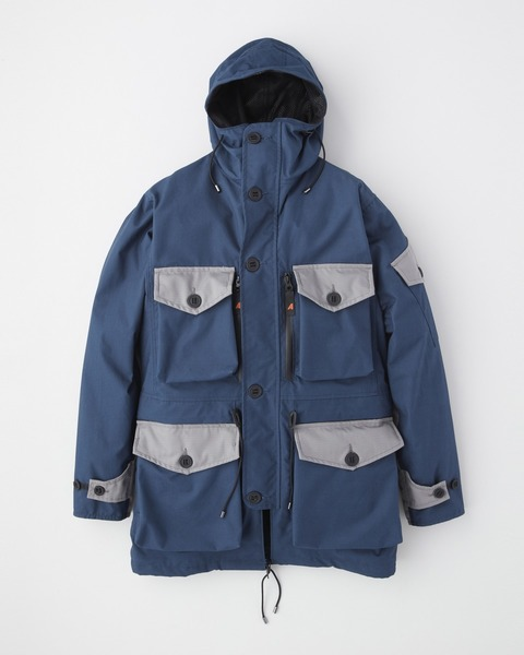 【×Ark Air】4POCKET SMOCK
