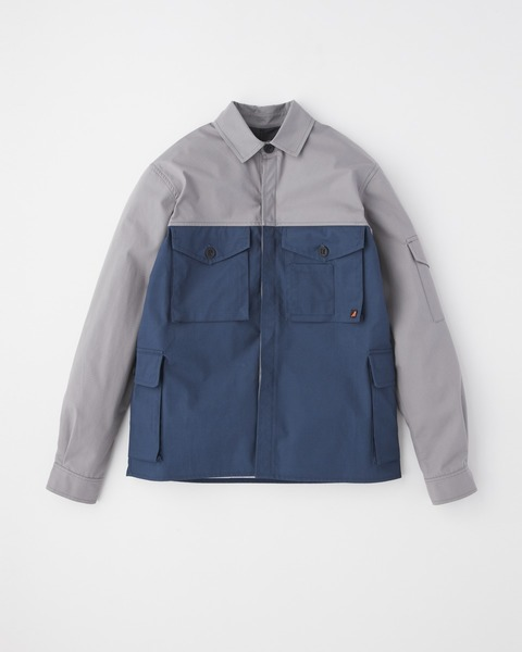 【×Ark Air】5POCKET OVERSHIRT