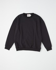 CREW NECK PULL OVER SWEAT SHIRT 詳細画像 ブラック 1