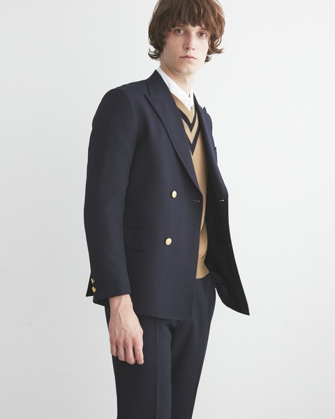【×J.PRESS】W4B BLAZER WITH LINER