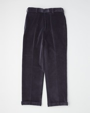 【×J.PRESS】STRAIGHT TROUSER WITH BELT 詳細画像 ネイビー 1