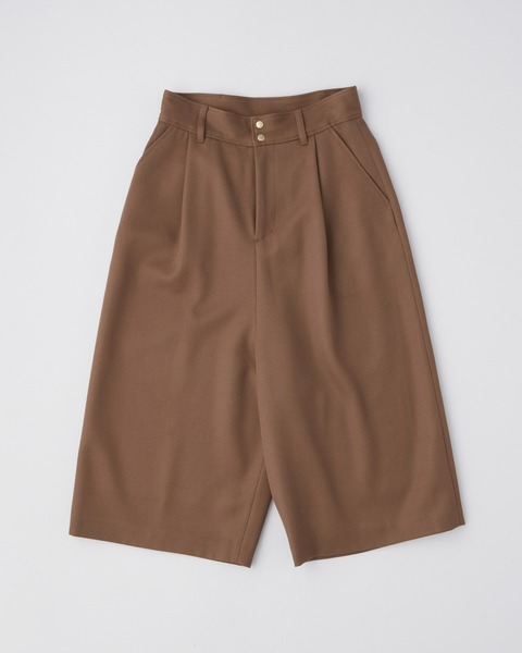 CULOTTE PANTS with FLAP POCKET