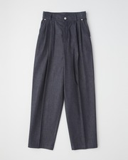【UNION WEAR】TAPERED PANTS 詳細画像 インディゴ 11