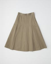 【UNION WEAR】FRONT POCKET PLEATS SKIRT 詳細画像 セージ 11