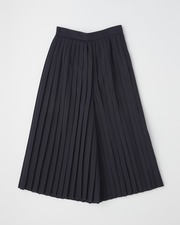 【HIGH STREET COLLECTION】PLEATS CULOTTE PANTS 詳細画像 ネイビー 11