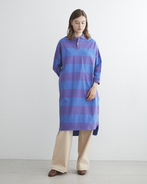 POLO COLLAR PULL OVER