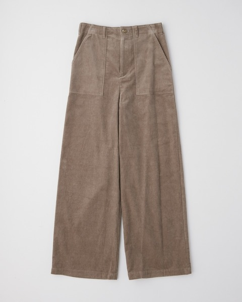 BACK BELT BAGGY PANTS