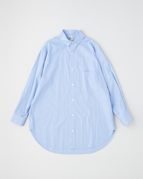 BIG TUCK UP BUTTON DOWN SHIRT