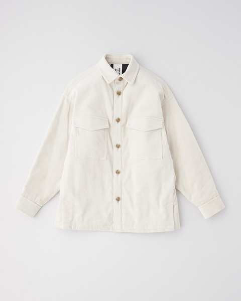 FLAP POCKET SHIRT with QUILT