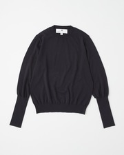 【HIGH STREET COLLECTION】BASIC CREW NECK PULL OVER 詳細画像 ネイビー 1