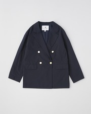 【HIGH STREET COLLECTION】4B DOUBLE JACKET 詳細画像 ネイビー 11
