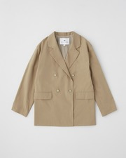 【HIGH STREET COLLECTION】4B DOUBLE JACKET 詳細画像 ベージュ 11