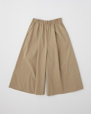 【HIGH STREET COLLECTION】WIDE CULOTE PANTS 詳細画像 ベージュ 1