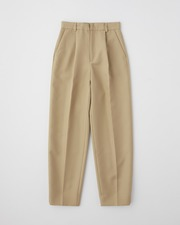 【HIGH STREET COLLECTION】RELAX TAPERED PANTS 詳細画像 ベージュ 11