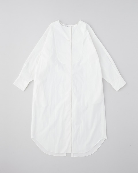 【HIGH STREET COLLECTION】BUCK CONSCIOUS LONG SHIRT
