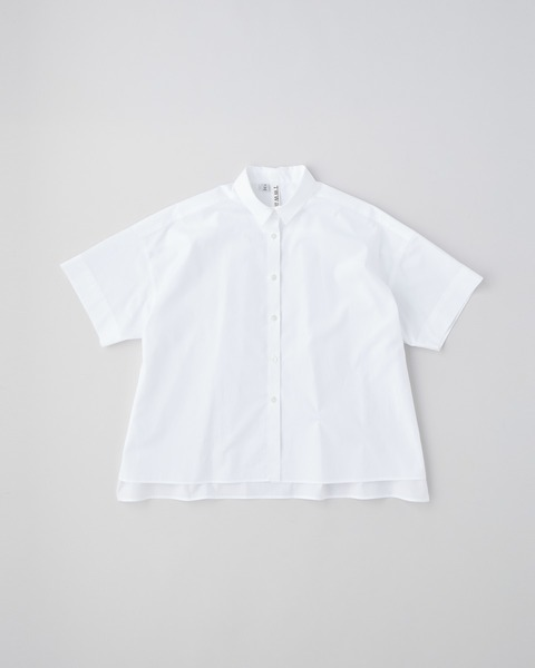 WIDE SHORT SLEEVE SHIRT