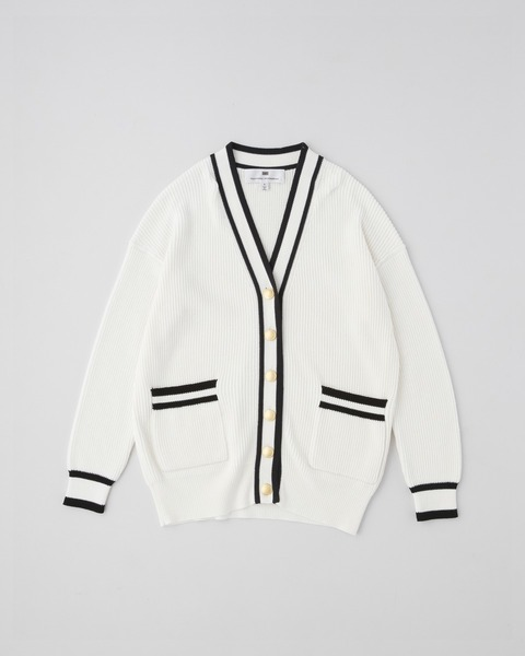 【HIGH STREET COLLECTION】HALF CARDIGAN